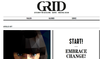 GRID Magazin Website
